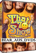 THAT 70'S SHOW 1-8 (1998-2006) COMPLETE 8 70s TV Season Series - NEW DVD R1