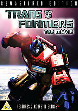 Transformers The Movie - Special Edition  **NEW**