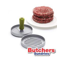 Heavy Duty Non Stick Quarter Pounder Burger Press + **250 5'' Burger Discs FREE*