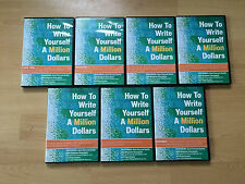 How To Write Yourself A Million Dollars DVD Alan Forrest Smith Stephen Georgulis