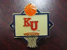 Univeristy of Kansas Pin - Basketball
