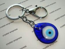 Feng Shui - Blue Evil Eye Keychain (Jealousy & Backstabbers)