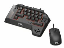 New HORI Tactical Assault Commander KeyPad and Mouse Controller PS4 PS3 PC Japan