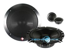 "Rockford Fosgate R165-S 6.5"" 2 Way Component Car Speaker System Set"