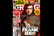 Kerrang! Music, Dance & Theatre Magazines in English