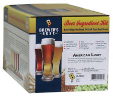 Brewer's Best 5 Gallon Beer Making Ingredient Kit - American Light