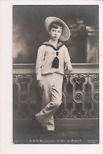Vintage Postcard King Leopold III of Belgium