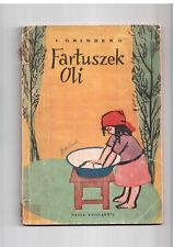I Grinberg Fartuszek Oli il A Kopczyńska 1956 Polish book for children