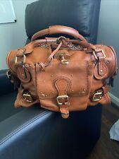 Chloe Paddington large bag In cogna