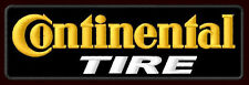 "CONTINENTAL TIRE EMBROIDERED PATCH ~5"" x 1-5/8"" TYRES CARS RACING MOTORCYCLE SCC"