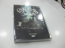 THE RASMUS DVD LIVE LETTERS
