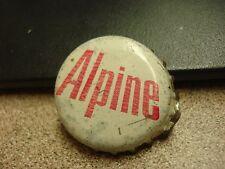 Alpine - Canada - Canadian Plastic Lined Beer Cap