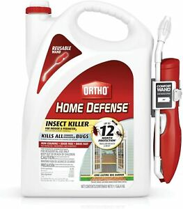 Insect Killer Bug Spray Roach Ant Spider Fleas Indoor Outdoor Home Pest Control