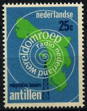 Antillas Holandesas 1969 Estación de relé de transmisión SG#513 #D34236 estampillada sin montar o nunca montada