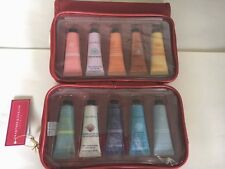 CRABTREE & EVELYN PERFECT 10  ULTRA-MOISTURIZING HAND THERAPY SET