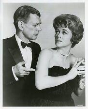 DOROTHY MALONE JOSEPH COTTON PORTRAIT DR KILDARE ORIGINAL 1962 NBC TV PHOTO