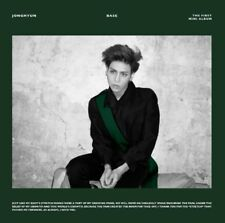 K-POP JONGHYUN SHINEE 1st Mini Album [BASE] Random Cover CD+Photobook+Photocard