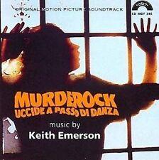 Keith Emerson: Murderock Uccide A Passo Di Danza (New/Sealed CD)