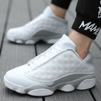 Men's Basketball Shoes Outdoor Sports Running Casual Sneakers Athletic Fashion