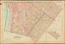 1888 MONROE CO. ROCHESTER NY WASHINGTON SQUARE NY STATE ARSENAL COPY ATLAS MAP