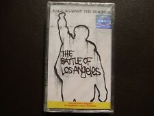 Rage Against the Machine - The Battle of Los Angeles - AUDIO CASSETTE, Sealed