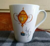 Clare Mackie 2005 Royal Worcester You're the Best Coffee Mug - Great Condition!