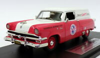 Goldvarg 1/43 Scale GC-BI-001 - 1953 Ford Courier Van - Braniff