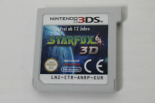 Starfox 64 3D DEMO - 3DS - Not for Resale - Tested - PAL - Free Shipping