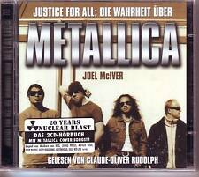 Metallica-Justice for All: la vérité sur... (2007) 2cd article neuf
