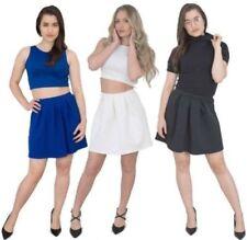 Faldas de mujer cortas de sintético