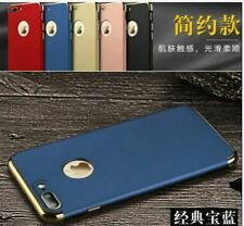 IPhone 5 3in1.electroplating slim case - NAVY BLUE