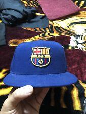 NIKE FC BARCELONA TRUE CORE SNAPBACK ADJUSTABLE CAP
