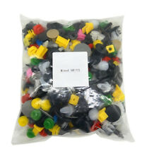 440pcs/Pack Durable Colorful Push Fastener Clip for Car Body Engine Hood Fender