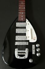 Rory Gallagher 1967 Vox Mark XII Miniature Tribute Guitar (UK SELLER) Exclusive