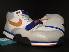2003 NIKE AIR TRAINER 1 NEW YORK KNICKS MAX GREY WHITE ORANGE BLUE 306530-081 11