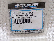 Quicksilver: Washer-Wave, Single  P# 13-31030, /  (3817)