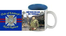 DERR Mug Duke of Edinburgh's Royal Regiment Mug Northern Ireland The Troubles