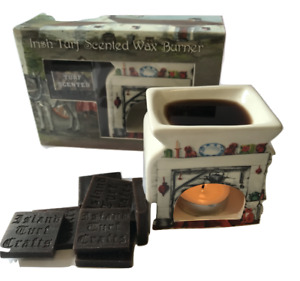 Irish Turf Scented Wax Burner (SC01)