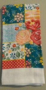 14 X 24 Kitchen towel Flowers 262280