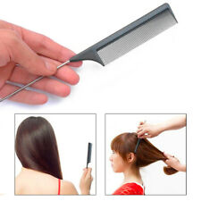 Black Styling Tool Beauty Tools Hair Comb Hairdressing Comb Rat Tail Comb
