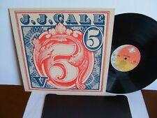 J.J. Cale - 5  ISA 5018  UK LP  1979  Shelter  JJ   Sensitive Kind