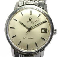 OMEGA Seamaster vintage Silver Dial Automatic Men's Watch_537331