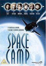 Space Camp (2002) Kate Capshaw, Tom Skerritt, Kelly Preston, Larry NEW UK R2 DVD