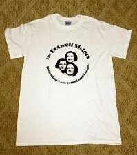 """The Boswell Sisters: Their Music Goes Round and Round"" T-Shirt Size Small"