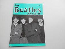 Les Beatles Orignal 1964 francés Beatles Mensual Nº 2 Excelente