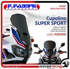 Honda CRF 1000 Africa Twin 2016 - Cupolino Sport Screen Fabbri H181 XDX