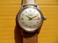 Vintage SWISS Zodiac hermetic 17 Jewels Manual Men's Watch