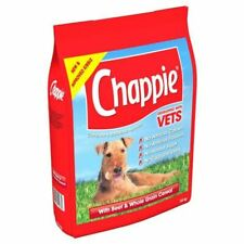 Chappie Complete With Beef And Wholegrain Cereal Dry Dog Food 15Kg