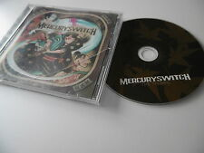 MERCURY SWITCH : TIME TO SHINE CD ALBUM 2005 7 TRACKS