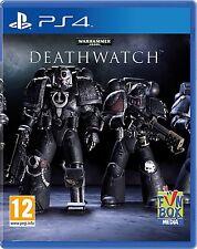 Warhammer 40,000: Deathwatch [PlayStation 4 PS4, Region Free, Strategy] NEW